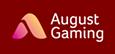 August gaming logo
