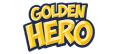 Golden hero group logo