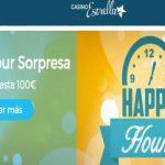 Casino Estrella Happy Hour por depósito hasta de 25% por 100 euros