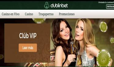 VIP Club Casino Dublinbet