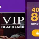 En Casino RoyalSpinz se ganan hasta 800 euros promocionales por 400% sobre el monto ingresado