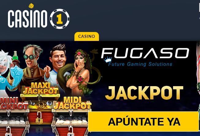 Bono de giros gratis Casino 1