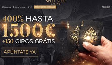 splitaces casino espana