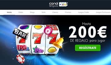 CanalBingo Bono
