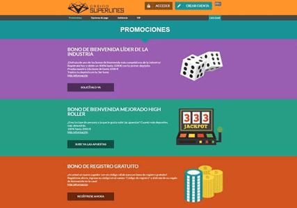 casino superlines analisis