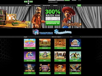 slots 500 analisis