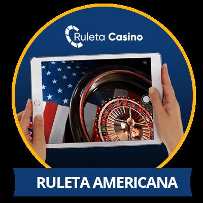 jugar a la ruleta americana en los casinos online