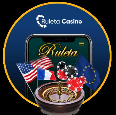 versiones de la ruleta online gratis