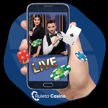 casinos con crupiers en vivo