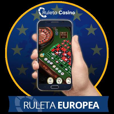 ruleta europea online