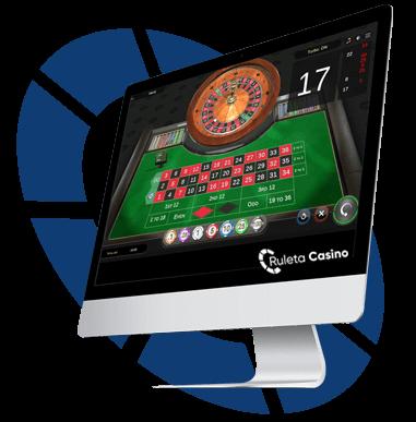 simulador de ruleta electronica
