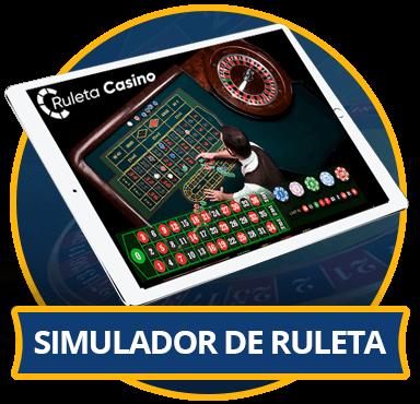 simulador de ruleta en casinos online